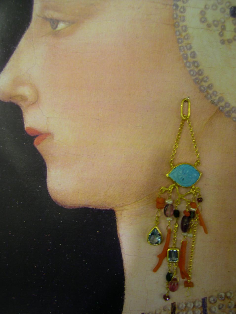 Talisman by Argyro Levendi