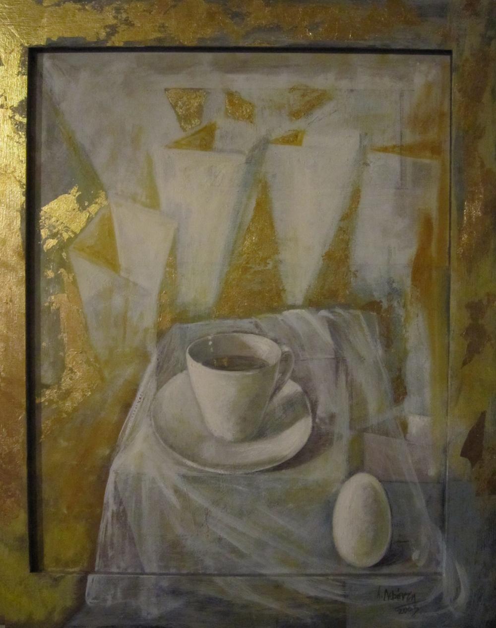 The Egg by Argyro Levendi